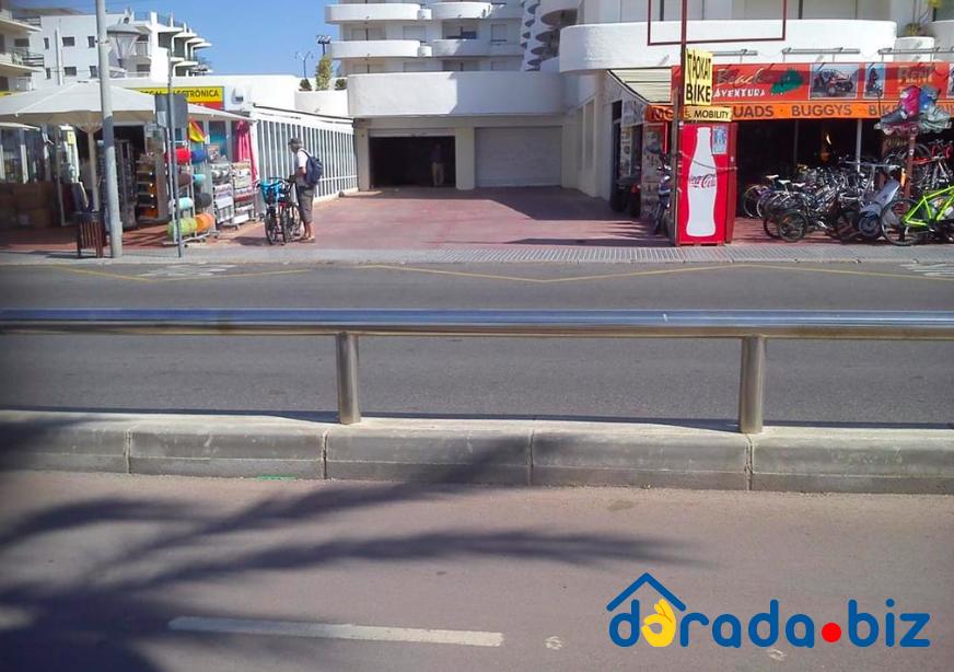 Alquiler local avenida diputación