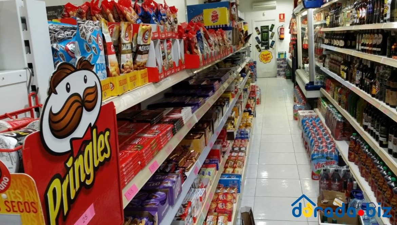 Supermercado traspaso cambrils
